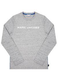 Szary t-shirt Little Marc Jacobs