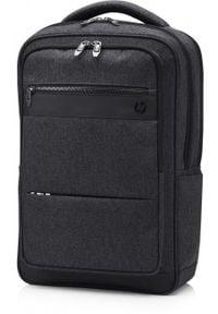 "HP Inc. Executive Backpack 17.3"". Materiał: materiał. Styl: elegancki"