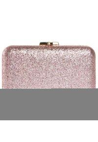 Różowa kopertówka Liu Jo elegancka