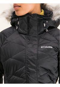 Czarna kurtka sportowa columbia narciarska
