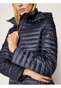 Niebieska kurtka EA7 Emporio Armani