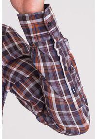 Wielokolorowa koszula JOOP! Jeans na spotkanie biznesowe, biznesowa, na lato