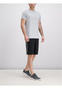 Under Armour T-Shirt UA Rush 1327641 Szary Regular Fit. Kolor: szary