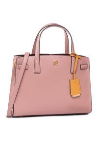 Różowa torebka Tory Burch