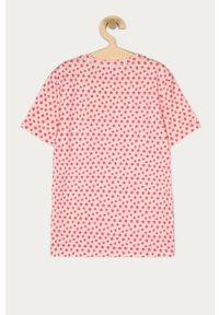 Różowa piżama TOMMY HILFIGER