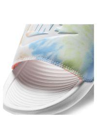 Klapki damskie Nike Victori One Print CN9676. Okazja: na co dzień. Wzór: nadruk. Styl: klasyczny, elegancki, casual