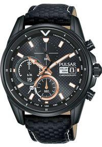 Zegarek Pulsar Zegarek Pulsar Solar męski chronograf PZ6033X1 uniwersalny