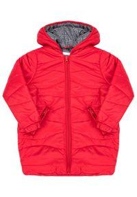 Czerwona kurtka Primigi na zimę