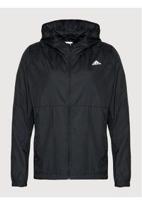 Adidas - adidas Kurtka do biegania Own The Run FM6928 Czarny Regular Fit. Kolor: czarny. Sport: bieganie