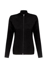 Czarny sweter Descente