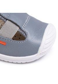 Szare sandały Biomecanics klasyczne, na lato