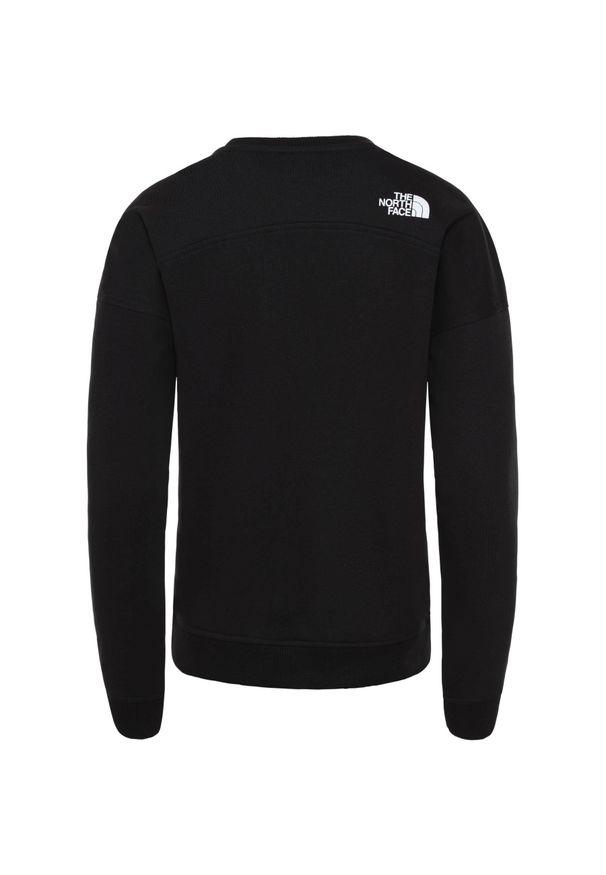 Czarna bluza sportowa The North Face