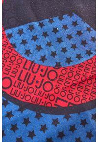 Chusta Liu Jo na lato, w kolorowe wzory