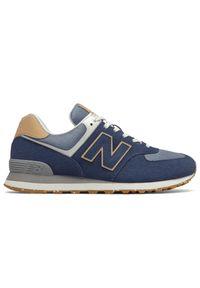New Balance ML574AB2. Materiał: materiał, syntetyk. Szerokość cholewki: normalna. Model: New Balance 574