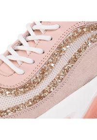 Beżowe buty sportowe Eva Minge