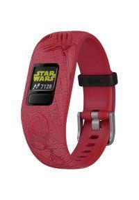 Czerwony zegarek GARMIN