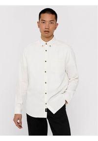 Only & Sons - ONLY & SONS Koszula Bryce 22017285 Biały Regular Fit. Kolor: biały