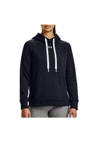 Bluza damska Under Armour Rival Fleece HB 1356317. Materiał: bawełna, materiał, prążkowany, polar, poliester. Sport: fitness