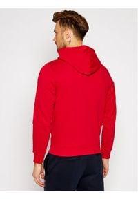 North Sails Bluza Graphic 691554 Czerwony Regular Fit. Kolor: czerwony