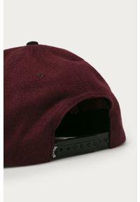 Brązowa czapka z daszkiem Billabong gładkie