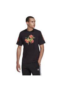 Koszulka sportowa Adidas na lato, trekkingowa