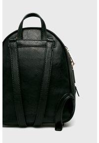 Czarny plecak Guess gładki