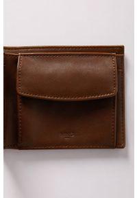 Brązowy portfel Mango Man
