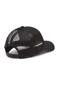 Superdry - Czapka z daszkiem SUPERDRY - Lineman Trucker Cap M9010017A Black 02A. Kolor: czarny. Materiał: poliester, materiał, bawełna #4
