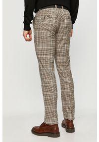 Brązowe spodnie Tom Tailor Denim