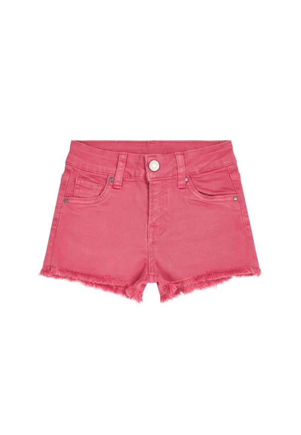 Różowe spodenki Pepe Jeans
