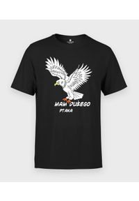 MegaKoszulki - Koszulka męska Mam dużego ptaka. Materiał: bawełna