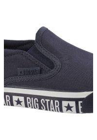 Big-Star - Tenisówki BIG STAR HH274011 Granat
