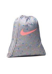 Nike Worek BA5993 059 Szary. Kolor: szary