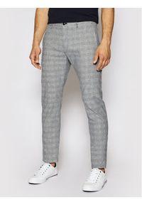 JOOP! Jeans - Joop! Jeans Spodnie materiałowe 15 Jjf-93Steen-W 30026823 Szary Slim Fit. Kolor: szary. Materiał: materiał