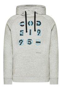 4f - 4F Bluza H4L21-BLM014 Szary Regular Fit. Kolor: szary #4