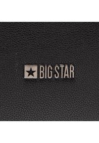Big-Star - Torebka BIG STAR - HH574083 Black. Kolor: czarny. Materiał: skórzane. Rodzaj torebki: na ramię