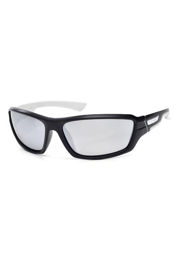 PATROL - Patrol Okulary Przeciwsłoneczne PP-181 silver