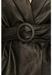 Czarna kurtka Haily's casualowa, bez kaptura, na co dzień