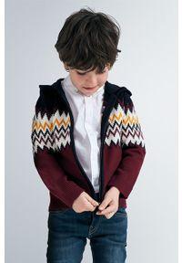 Brązowy sweter Mayoral casualowy, na co dzień