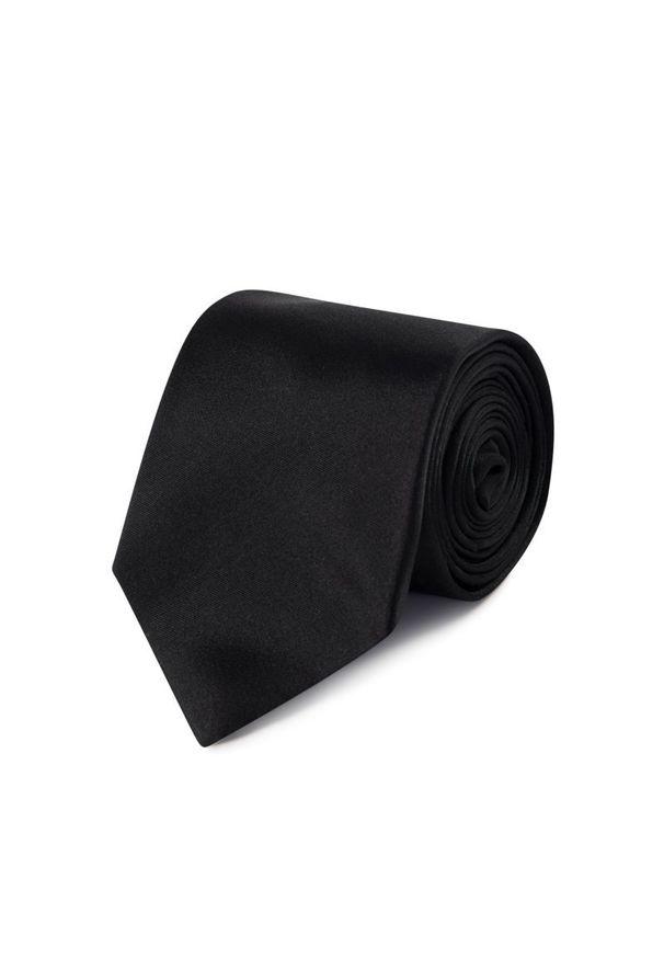 Czarny krawat JOOP!