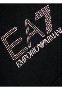 Czarna bluza EA7 Emporio Armani #7