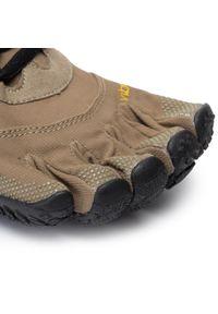 Brązowe buty trekkingowe Vibram Fivefingers Vibram FiveFingers, z cholewką