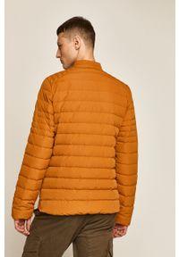 Pomarańczowa kurtka medicine bez kaptura