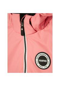 Różowa kurtka zimowa Reima #11