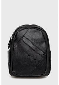 Answear Lab - Plecak. Kolor: czarny. Styl: wakacyjny