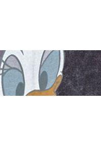 TOP SECRET - Bluza z nadrukiem disney. Kolor: czarny. Materiał: dzianina. Długość rękawa: długi rękaw. Długość: krótkie. Wzór: nadruk, motyw z bajki. Sezon: lato. Styl: wakacyjny
