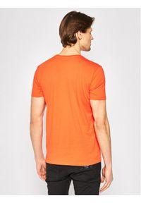 Pomarańczowy t-shirt Peak Performance
