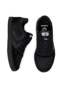 Czarne buty sportowe Hummel