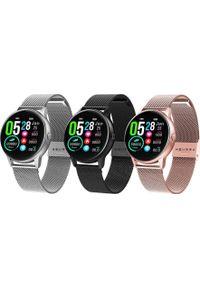 Smartwatch Heures DT88 Srebrny (2691114003018). Rodzaj zegarka: smartwatch. Kolor: srebrny