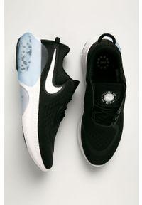 Czarne buty sportowe Nike z cholewką, na sznurówki